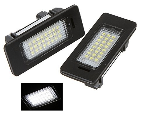 BMW LED Kennzeichen-Beleuchtung E39 E60 E61 E82 E88 E90 E91 E92 E93 E70 E71