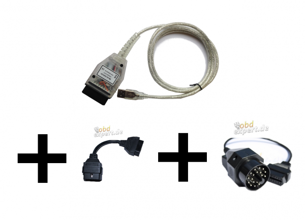 Diagnose-Set (Diag2+, P7P8, ADAP) für E-Modelle
